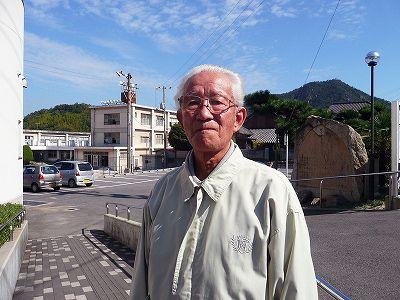 全国老人ク会長賞受賞 重井町「康和会」会長・村上侑さん(78)