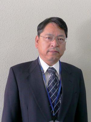 地域との連携をつよめ 因島高校教頭 原大二さん(57)