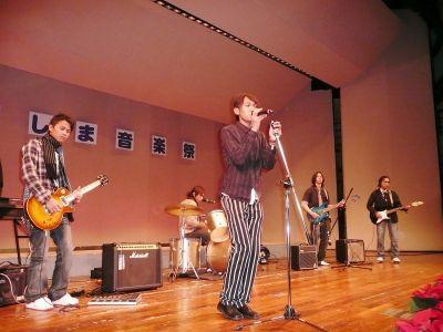 第41回いんのしま音楽祭 インドネシア研修生12人も参加 14グループ200人出演