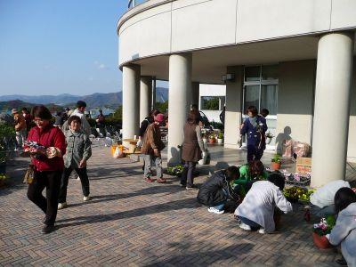 因島フラワーセンター 地域住民との連携強め活性化めざし企画充実
