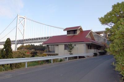 因島大橋記念公園内レストハウス(食堂)使用者を募集