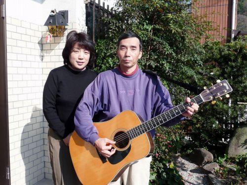 夫婦で歌いつづけて Wind Fan村上知之さん(52)節子さん(50)