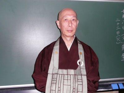 新会長に聞く 因島仏教会 平井一清会長