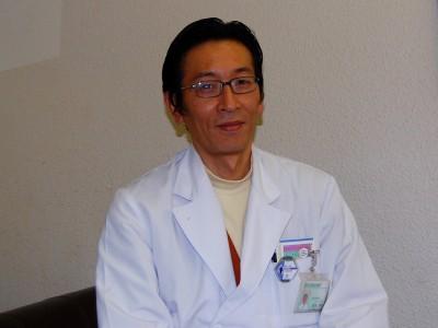 内視鏡でガン見つけ最先端の治療を駆使 因島医師会病院消化器科部長 武田昌治さん(48)