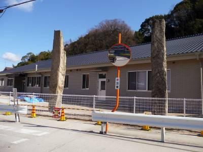 中庄公民館完成まぢか 地域の新しいセンター 3月に落成式を予定