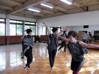第17回うしお創作舞踊公演「さくら咲く」6月21日因島市民会館