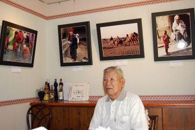 八十路の坂越え写真展 中国・インド・チベットの旅 生活観にじむ作品14点