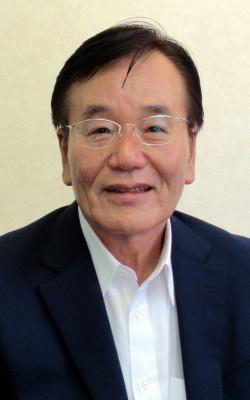 尾道因島ライオンズクラブ・弓場丞会長