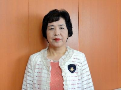 国際ソロプチミストしまなみ・村上恵子会長