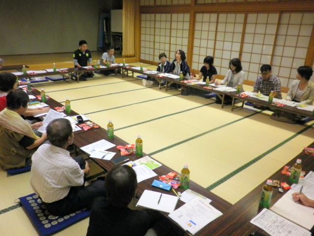 瀬戸田町で島づくり会議