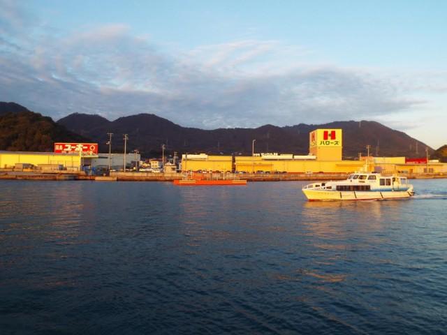 因島モール桟橋