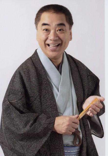 落語家・三遊亭好楽さん